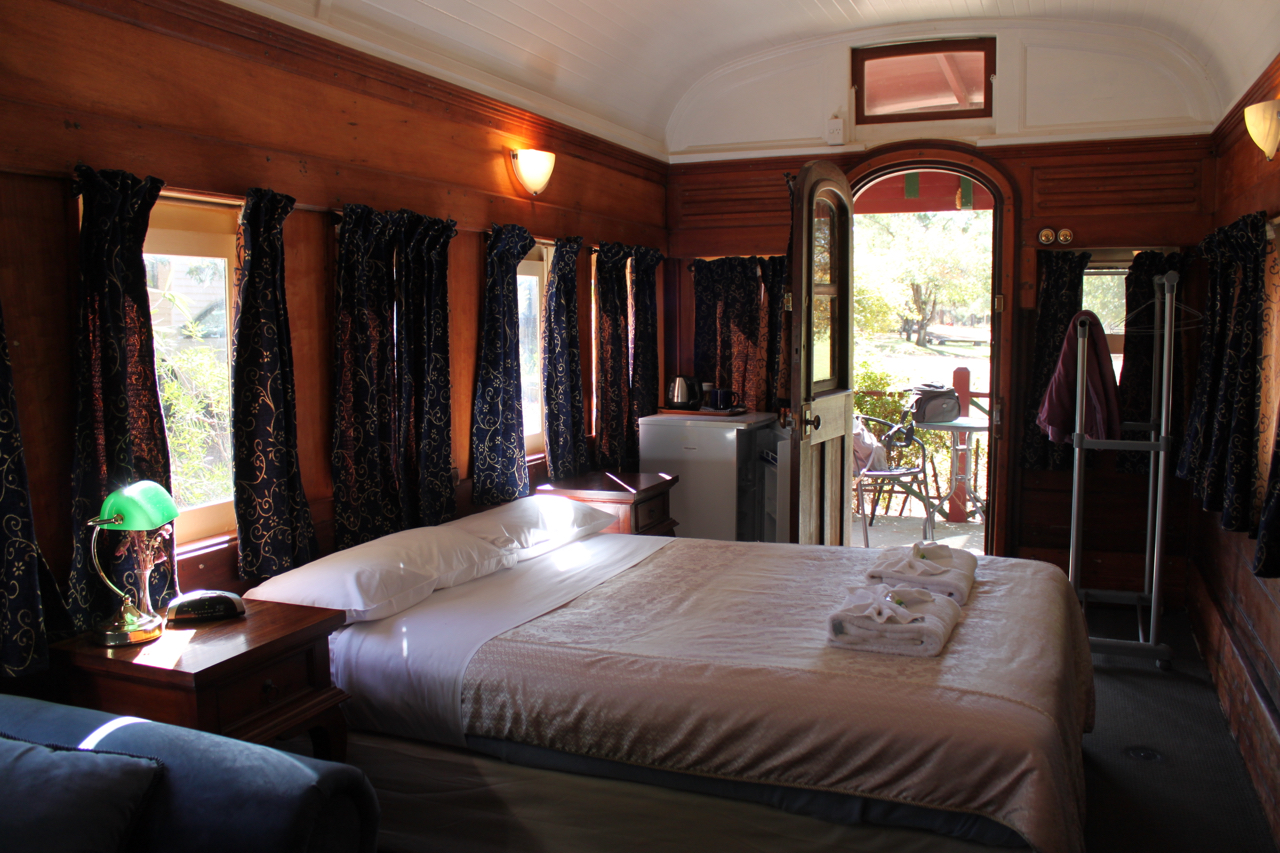 Hill End Holiday Ranch Accommodation